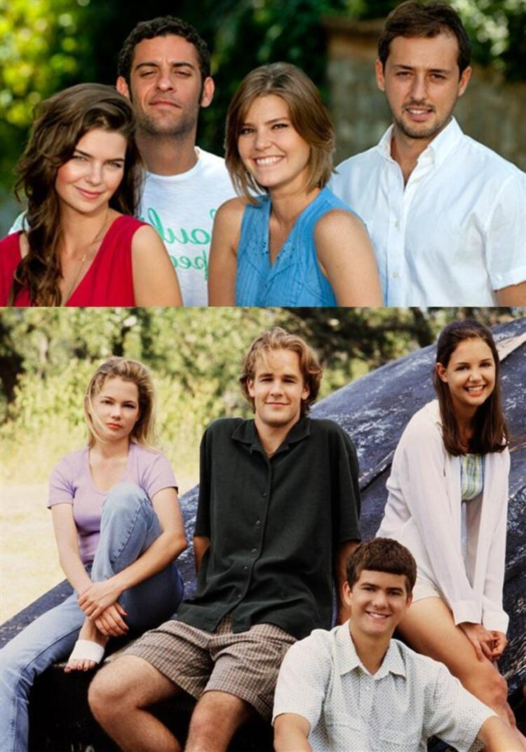 Kavak Yelleri – Dawson's Creek