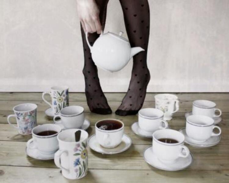 Öğünler ile birlikte çay veya kahve içilmemesi önemlidir.