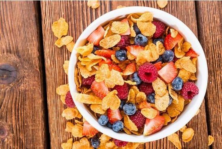 Mısır gevreği doktorlar granola bar tarifini tutturamayınca bulunmuş