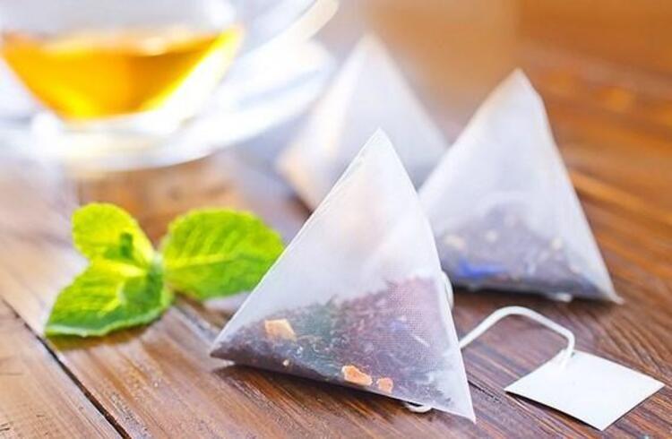 Sallama çay, çayın kokusunu saklamak için düşünülmüş