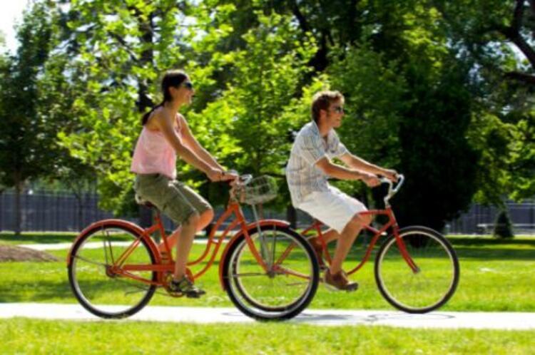 Bisikletle aranız iyi