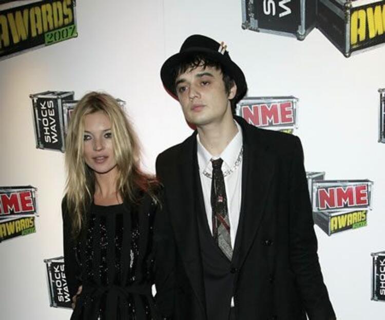 Kate Moss-Pete Doherty