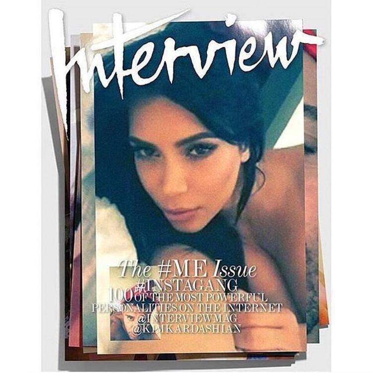 İnternet ve selfie teması Kim Kardashiansız olur mu