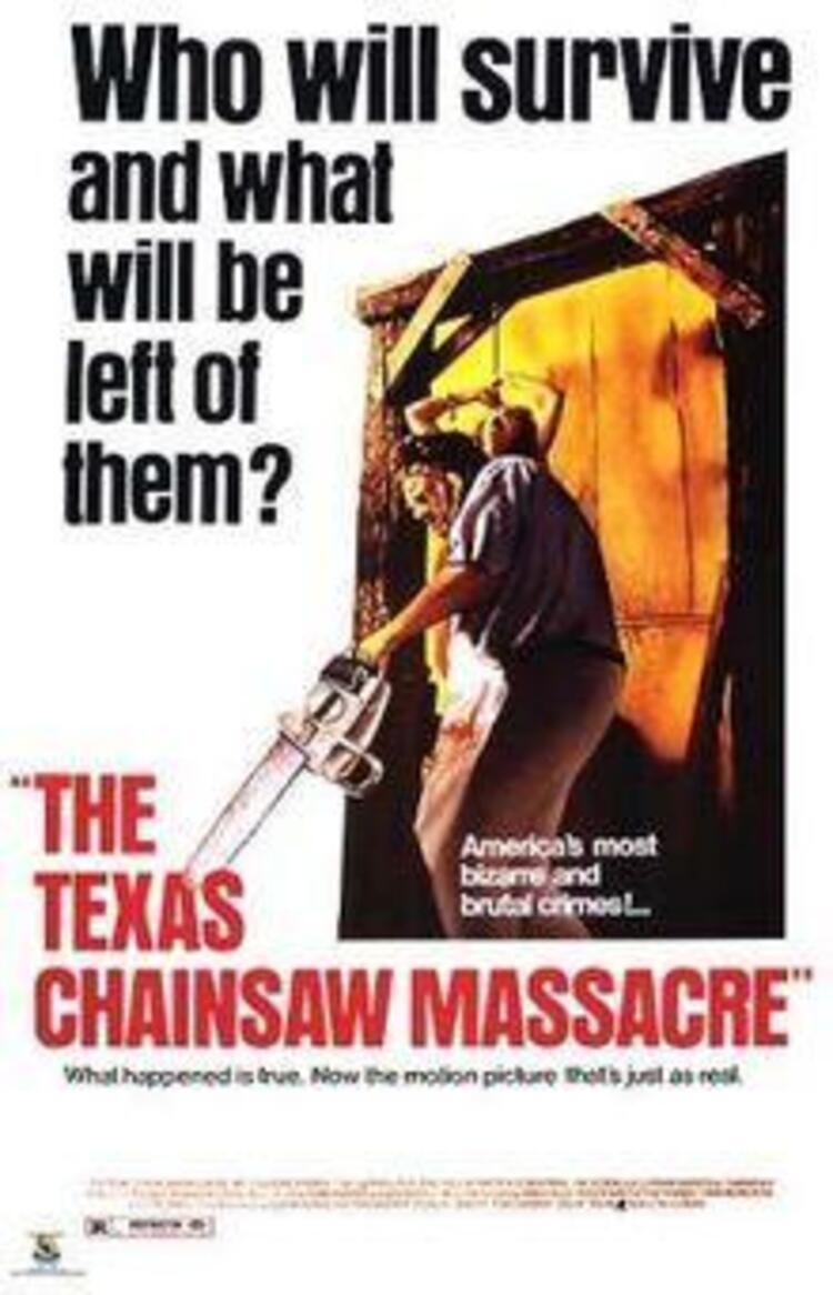 THE TEXAS CHAIN SAW MASSACRE / TEKSAS ELEKTRİKLİ TESTERE KATLİAMI