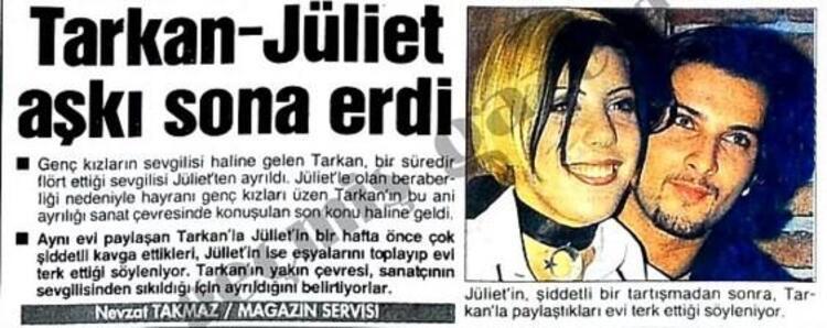 Kıl Oldum Abi albümünü çıkardığı dönemde sevgilisi Jülyet Dilgeydi.