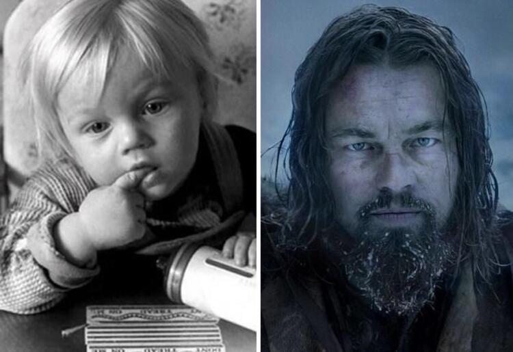 The Revenant filmindeki rolüyle Leonardo DiCaprio (En İyi Erkek Oyuncu)
