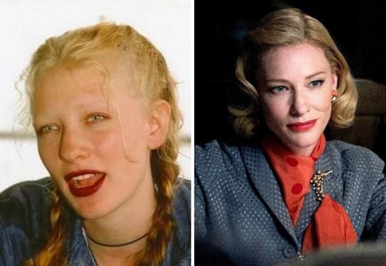 Carol filmindeki rolüyle Cate Blanchett (En İyi Kadın Oyuncu)