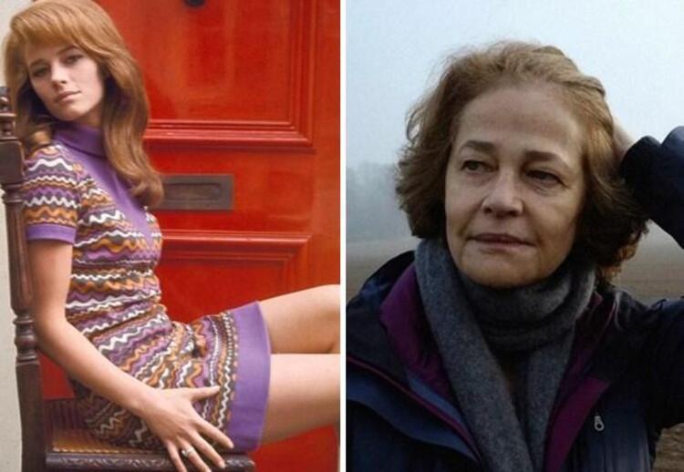 45 Years filmindeki rolüyle Charlotte Rampling (En İyi Kadın Oyuncu)