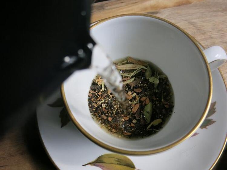 Yeşil Çay + Karabiber