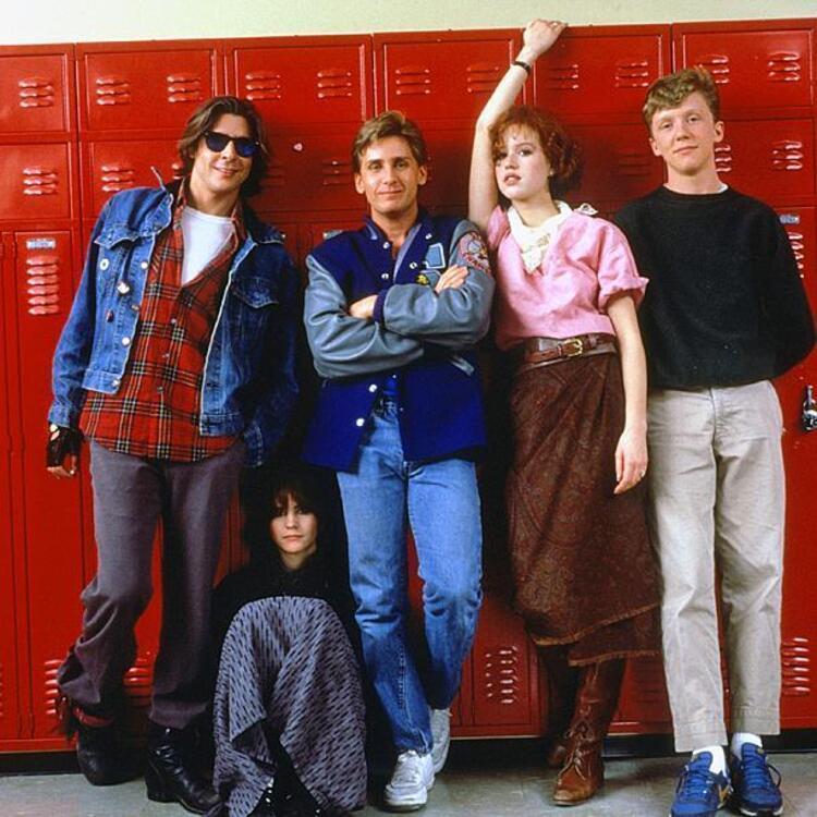 Kahvaltı Kulübü / The Breakfast Club (1985)