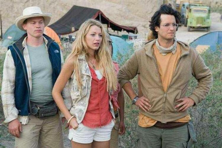 Gezgin Pantolon Kardeşliği / The Sisterhood of the Traveling Pants (2005)