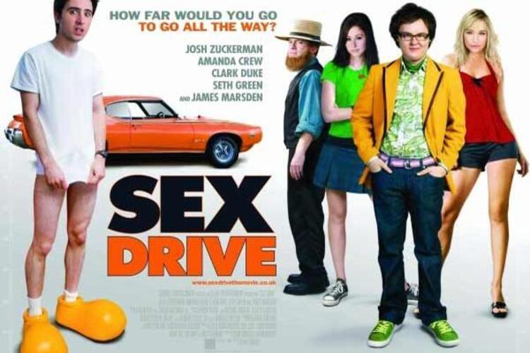 Skor Peşinde / Sex Drive (2008)
