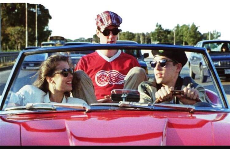 Ferris Buellerla Bir Gün / Ferris Buellers Day Off (1986)
