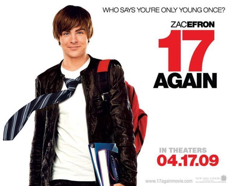 17 Yeniden / 17 Again (2009)