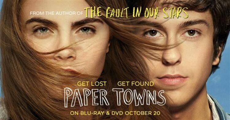 Kağıttan Kentler / Paper Towns (2015)