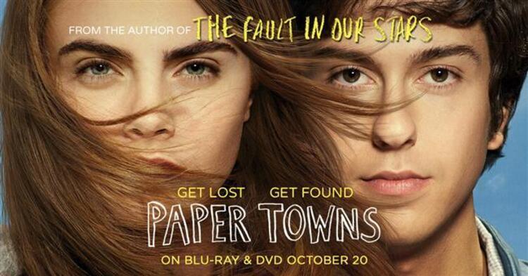 Kağıttan Kentler / Paper Towns (2015)