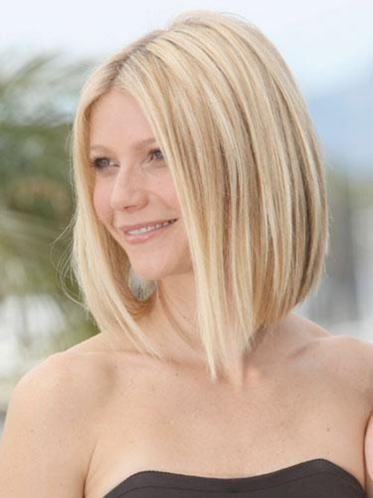 Katsız küt saç modelleri