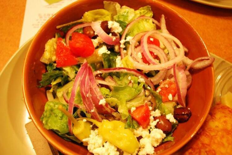 Peksimet salatası