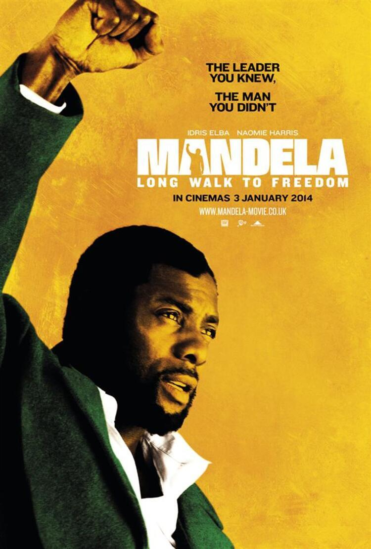 Mandela Long Walk to Freedom - Özgürlüğe Giden Uzun Yol