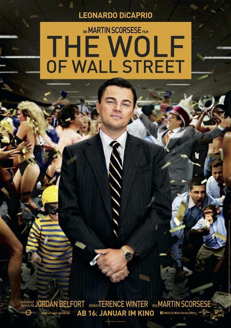 The Wolf of Wall Street - Para Avcısı