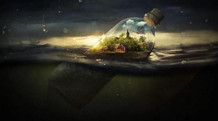 Yaşadıkları okyanus içerisinde duygular, bilinçdışı olaylar, sezgiler ve hayal dünyası ön plana çıkar.