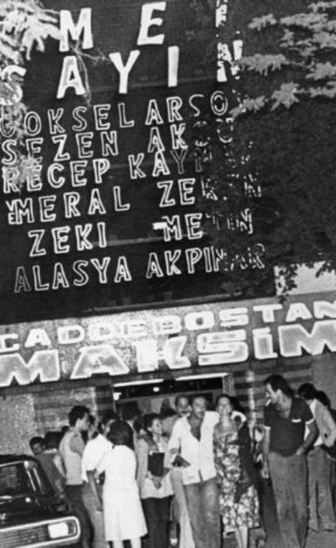 Caddebostan Maksim Gazinosu