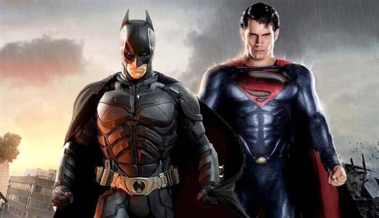 Batman ve Superman: Adaletin Şafağı (2016) Vizyon Tarihi: 25 Mart 2016