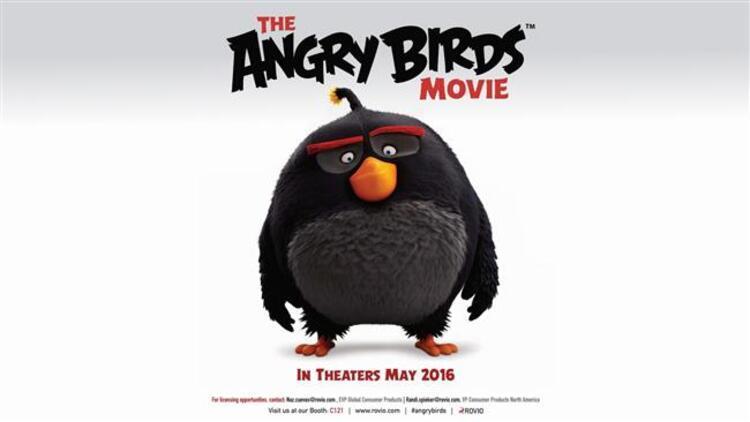 The Angry Birds Movie (2016) Vizyon Tarihi: 13 Mayıs 2016