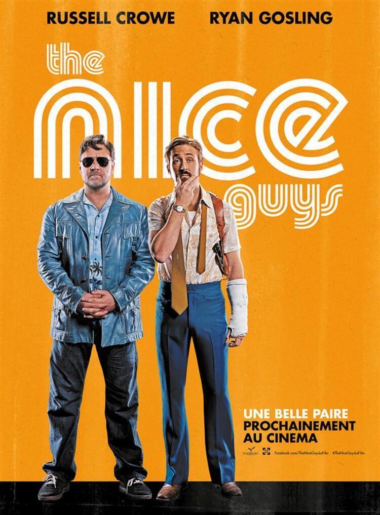 The Nice Guys (2016) Vizyon Tarihi: 20 Mayıs 2016