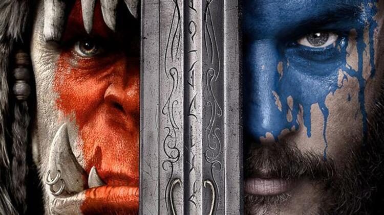 Warcraft: İki Dünyanın İlk Karşılaşması (2016) Vizyon Tarihi: 10 Haziran 2016