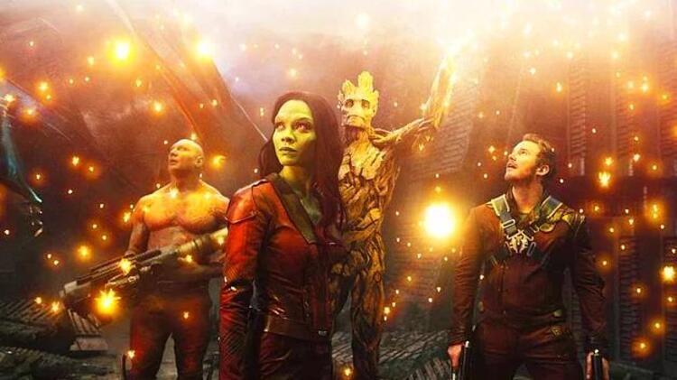 Galaksinin Koruyucuları / Guardians of the Galaxy (2014)