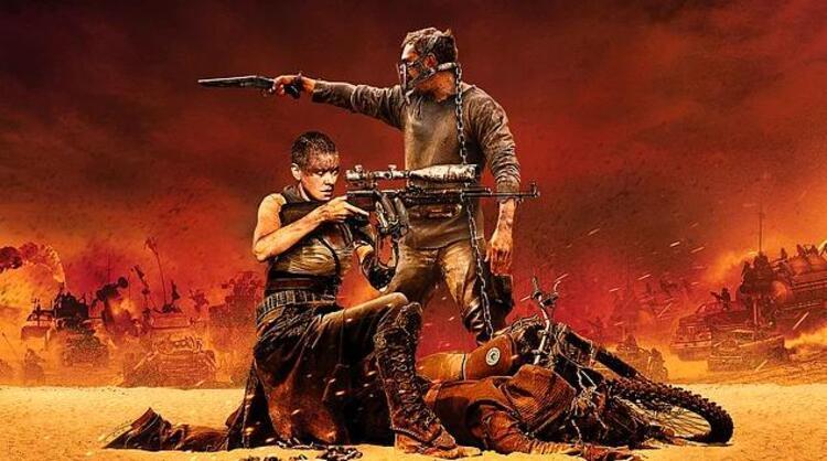 Çılgın Max: Öfkeli Yollar / Mad Max: Fury Road (2015)