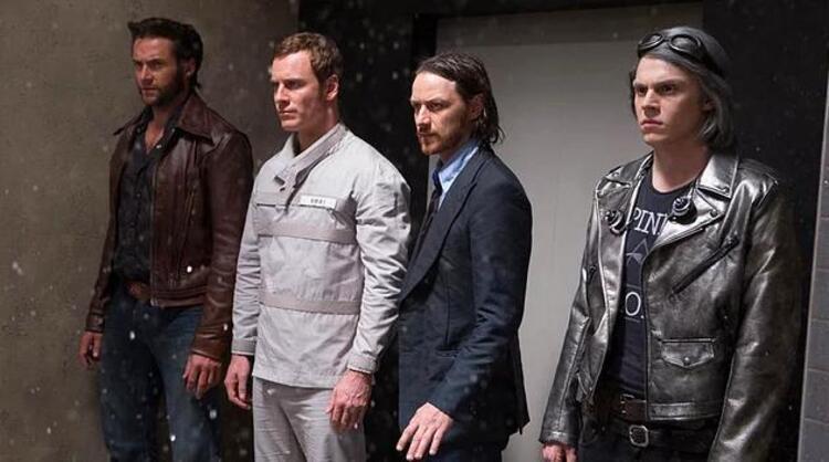 X-Men: Geçmiş Günler Gelecek / X-Men: Days of Future Past (2014)