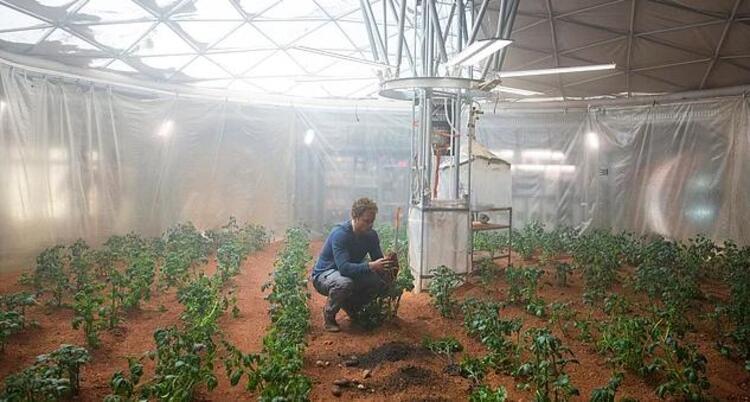 Marslı / The Martian (2015)