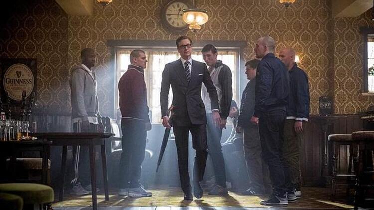 Kingsman: Gizli Servis / Kingsman: The Secret Service (2014)