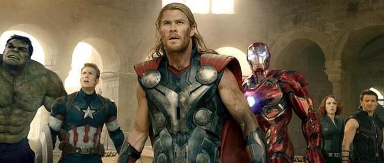 Yenilmezler: Ultron Çağı / Avengers: Age of Ultron (2015)