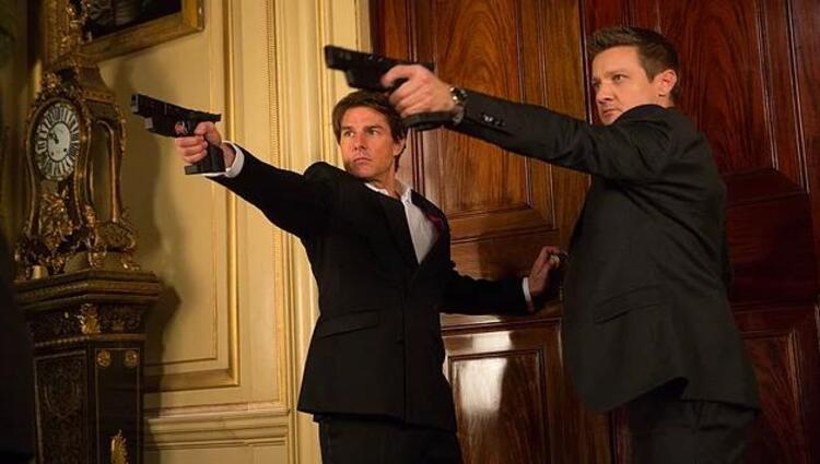 Görevimiz Tehlike 5 / Mission: Impossible - Rogue Nation (2015)