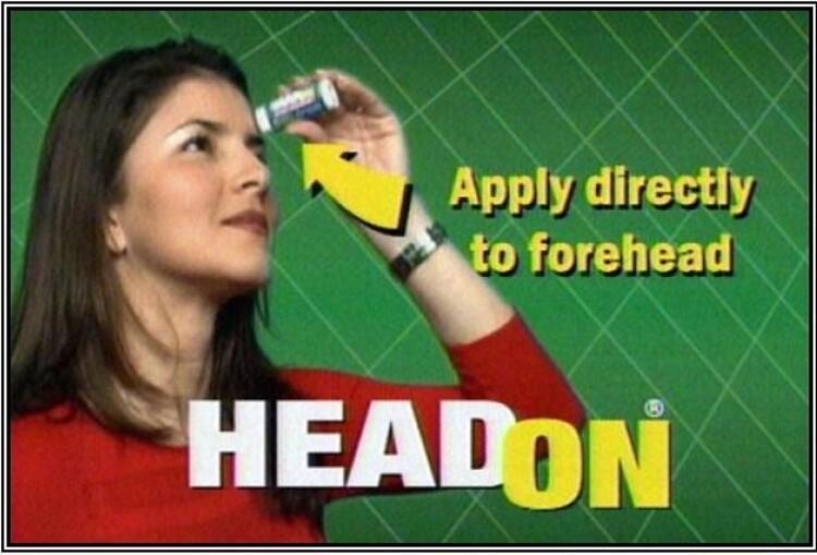 HeadOn: