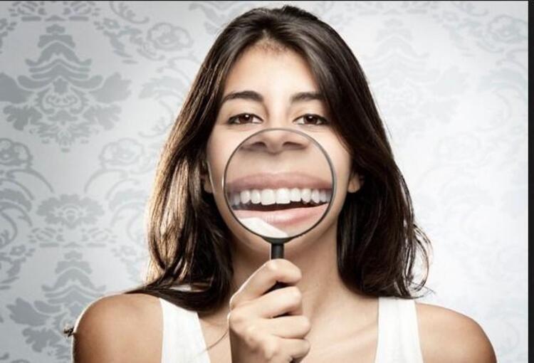 Gülümseme kontrolleri: