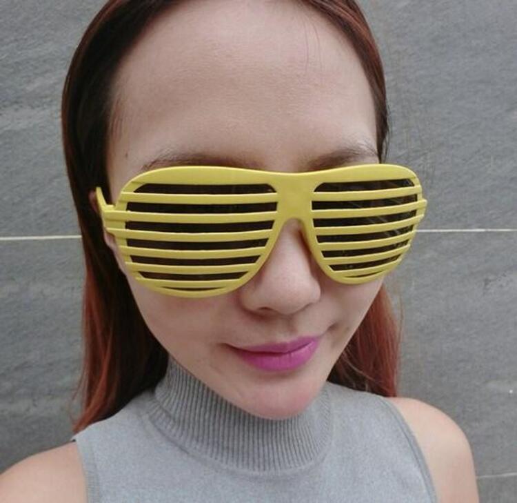 Venedik kör gözlükleri: