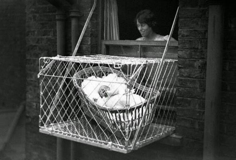 Bebek kafesi: