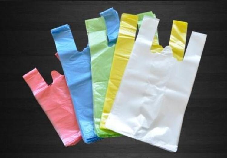 Plastik alışveriş torbaları: