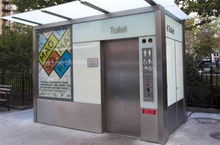 Ödemeli tuvalet: