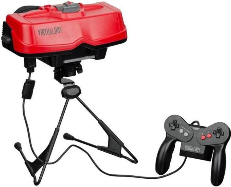 Nintendo Virtual Boy: