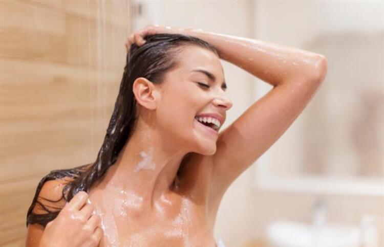Sıcak Bir Duş Alın