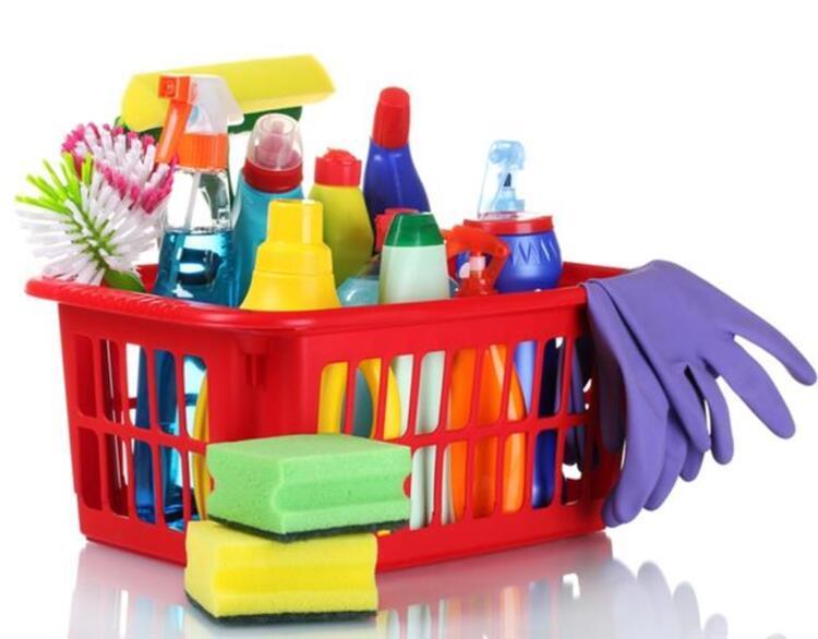Parfüm ve Temizlik Ürünlerine Dikkat Edin