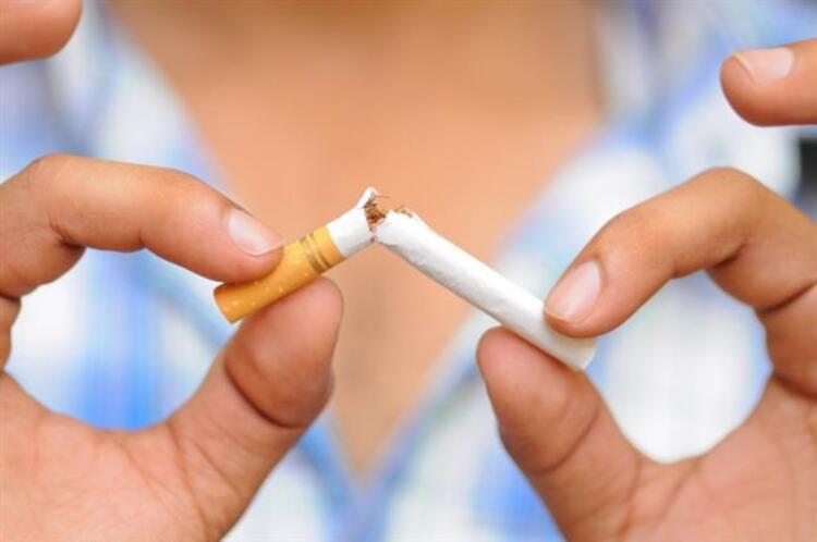 Sigaradan ve sigara dumanından uzak durun