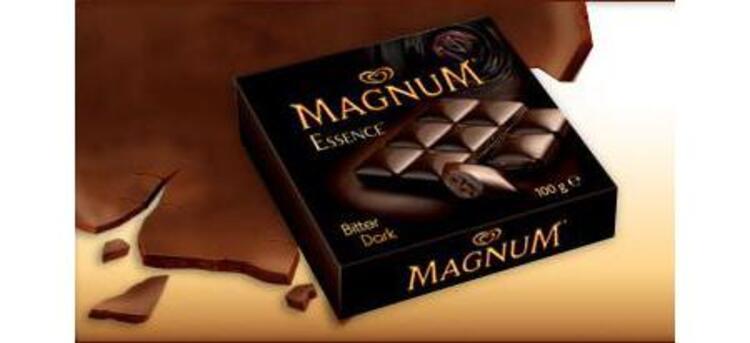 En sevdiğimiz çikolataların kalori değerleri hakkında bilginiz var mı Sizler için en fazla tüketilen çikolataların besin değerlerini inceledik...Algida Magnum Essence Bitter
