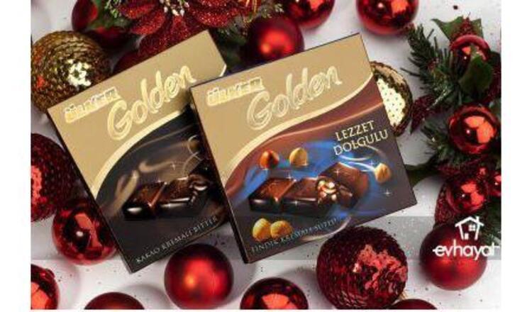 Ülker Golden Bitter Çikolata