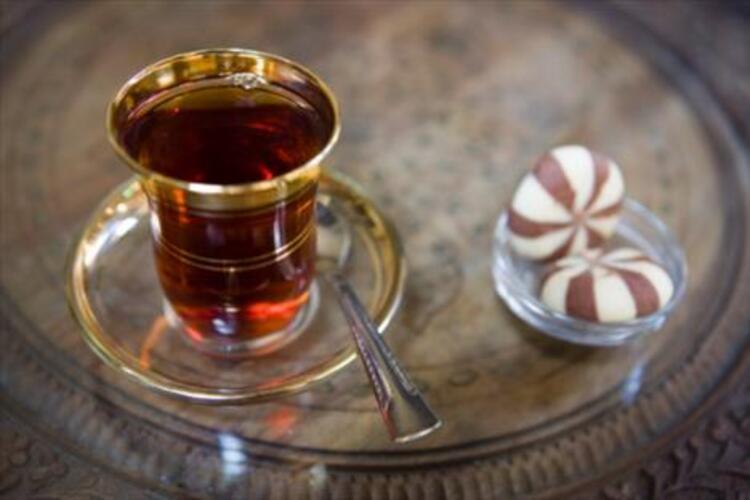 Çay ve kahveyi şekersiz için: